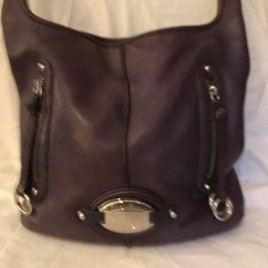 B Makowsky hobo bag